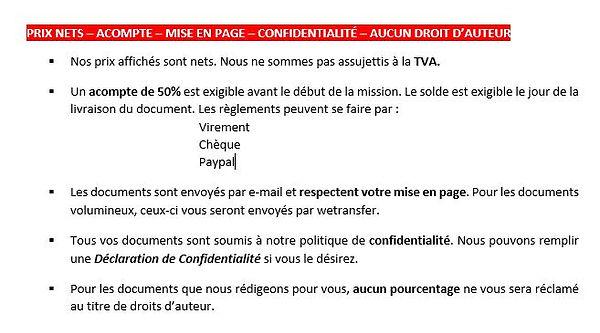 Les modalités de paiement EA Pro Nantes et sa charte de confidentialité