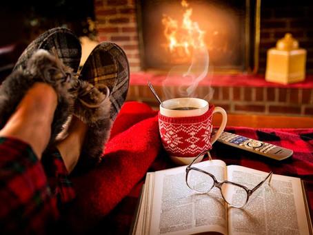 A lire au coin du feu, avec une bonne tasse de thé...
