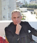 Erich Alauzen, auteur de la série Double noeud aux Editions Agrakal
