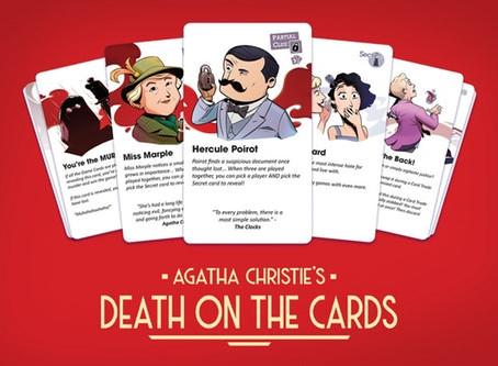Découvrez le nouveau jeu de cartes inventé par Agatha Christie.com