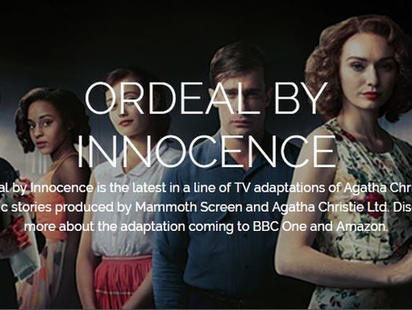 "La BBC adapte le roman d'Agatha Christie ""Ordeal by Innocence"", Témoin indésirable."