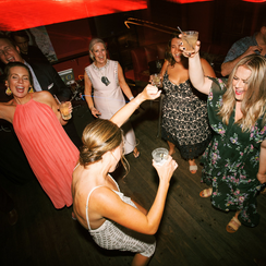 September 2019 Wedding at The Jade Room above C-Boy's Heart and Soul in Austin, TX