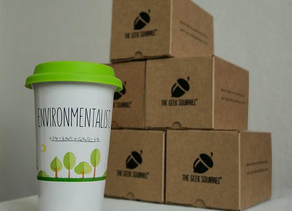 """Termo de viaje """"Environmentalist"""""""