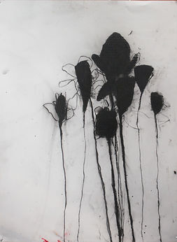 Multiple Stems in Black