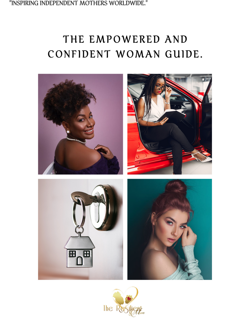 The Empowered And Confident Woman Guide.
