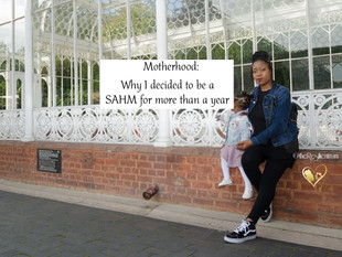 Why I Decided To Be A SAHM For More Than A Year