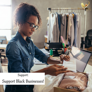 Support Black Businesses!