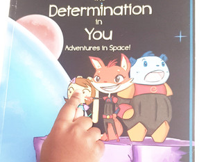 Discover The Determination In You