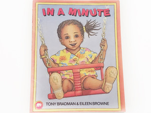 In A Minute By Tony Bradman & Eileen Browne