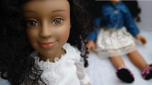 I'M A GIRLY Jasmine Doll Review