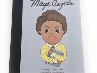 Maya Angelou By Lisbeth Kaiser