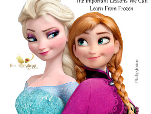 The Important Lessons We Can Learn From Frozen