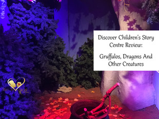 Discover Children's Story Centre Review: Gruffalos, Dragons And Other Creatures