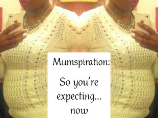So, you're expecting...now what?!