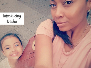 SAHM / Working Mum Series: Introducing Ieasha