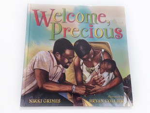 Welcome Precious By Nikki Grimes