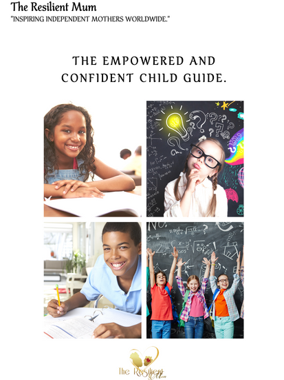 The Empowered And Confident CHILD Guide