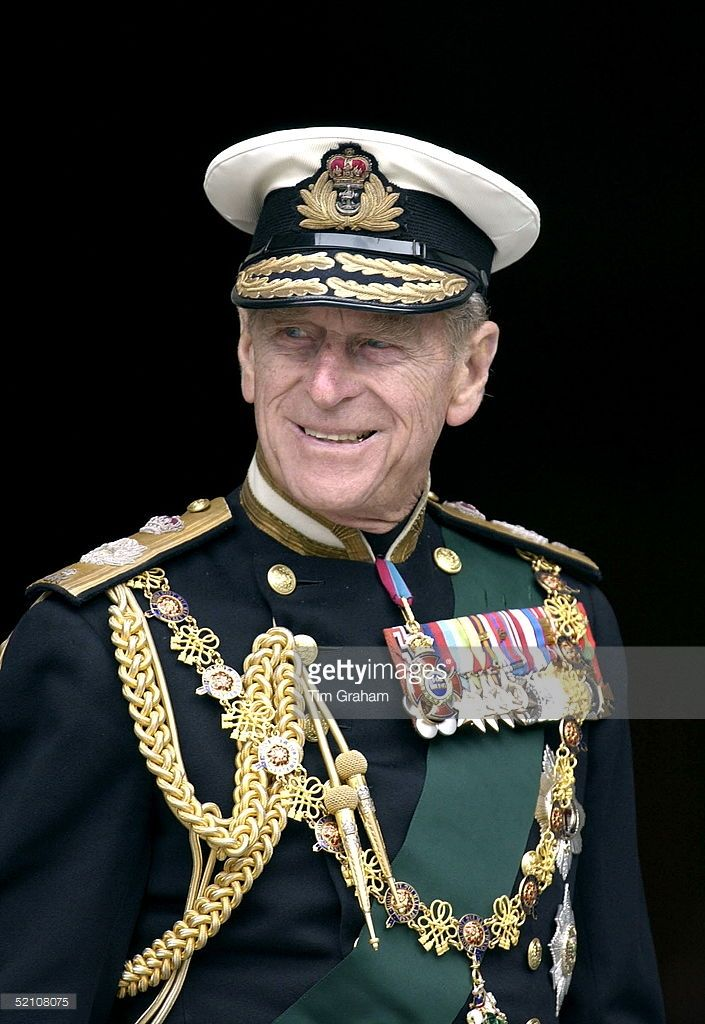 HRH Prinice Philip, Duke of Edinburgh