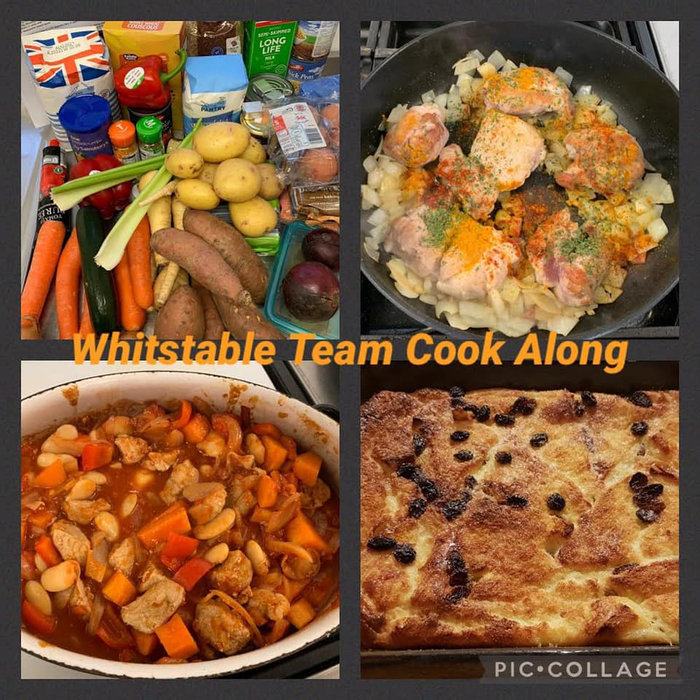 NEW! Whitstable Team Cook Along