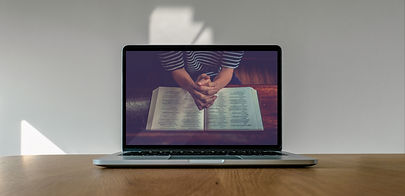 Worship from home, Online live church fo