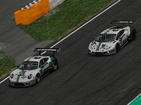 Bericht zum SRC Rennen in Barcelona