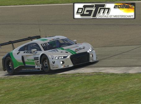 Lauf 1 DGTM 2020/2 - Daytona