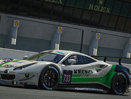 1.Lauf VEC - 24 Stunden Le Mans