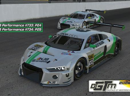 Bericht zum DGTM Lauf in Daytona