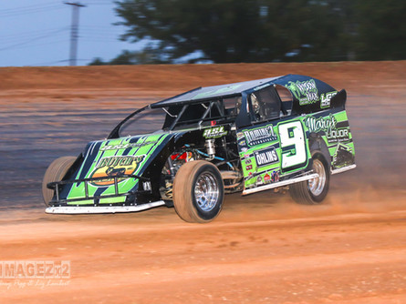 A-Modifieds dropped from Enid Speedway Schedule