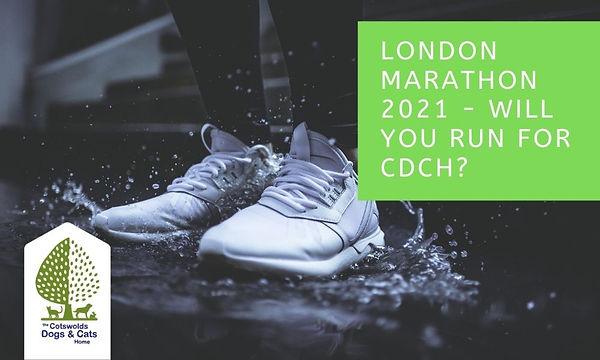 london marathon 2021 - will you run for
