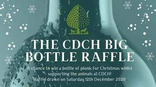 The CDCH Big Bottle Raffle
