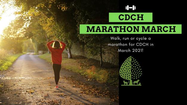 CDCH Marathon March