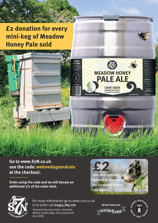 Do We Really Need Another Excuse To Buy Severn Brewing Ltds Meadow Honey Pale?!