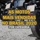 Quanto custa o seguro das motos mais vendidas no Brasil (por categoria)