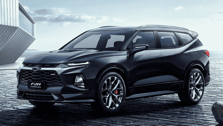 GM Chevrolet Blazer 2019