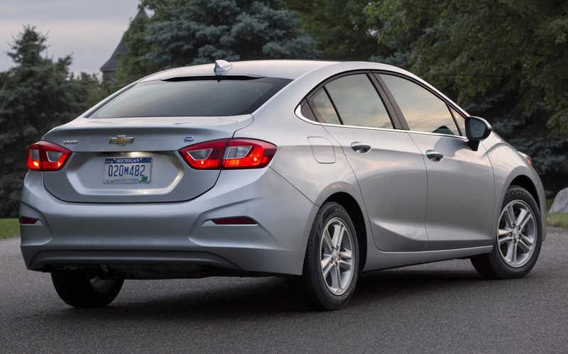 GM Chevrolet Cruze 2019