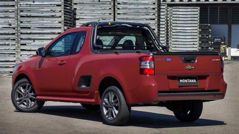 GM Chevrolet Montana 2019