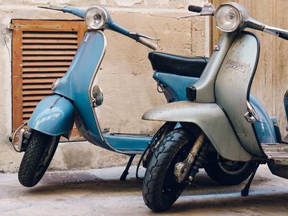 Como contratar um seguro de moto antiga?