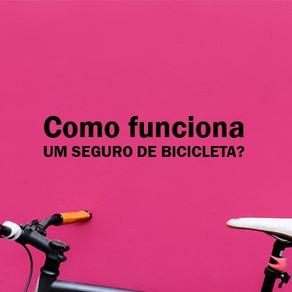 Como funciona um seguro de bicicleta?