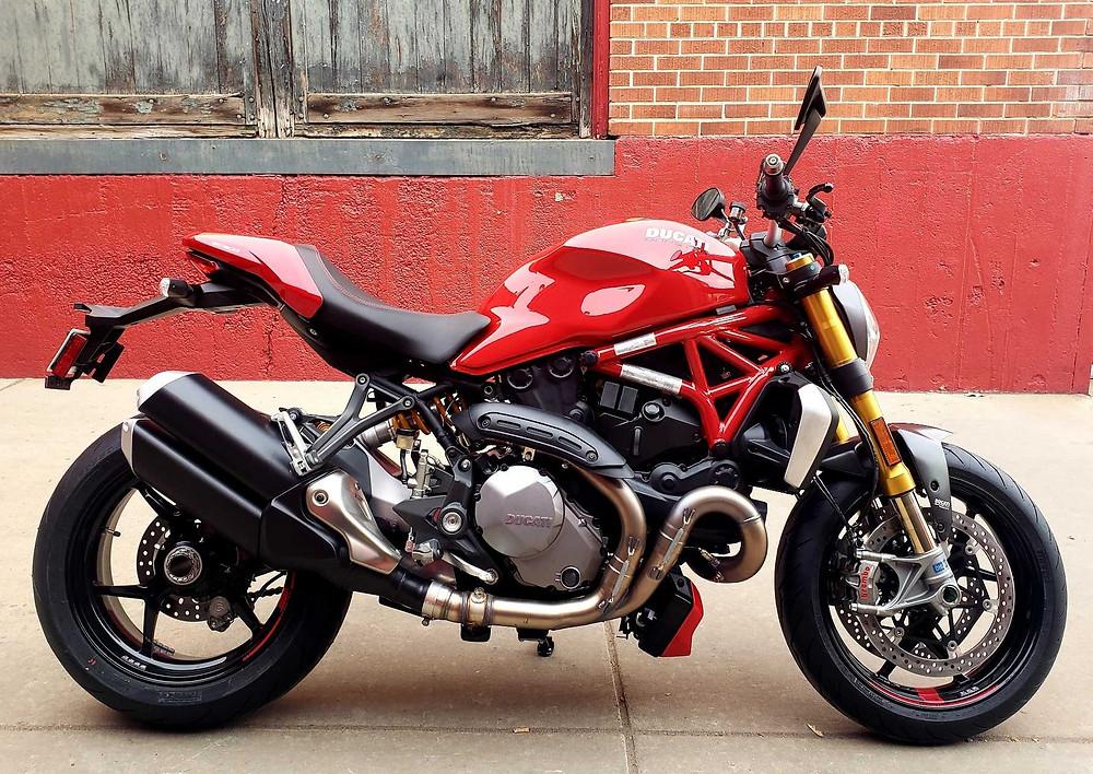 Ducati Monster 1200 S 2019