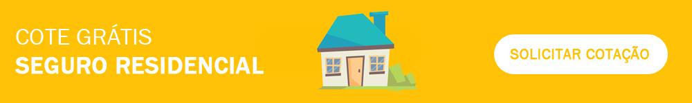 Banner cotação seguro residencial