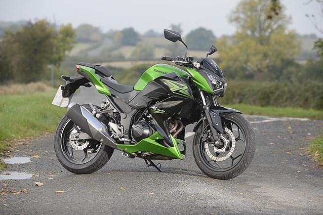 Kawasaki-z300
