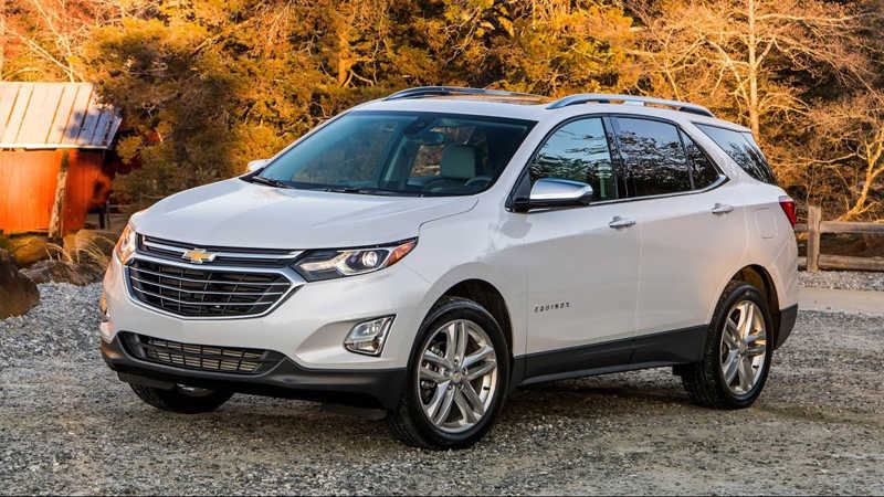 GM Chevrolet Equinox 2019