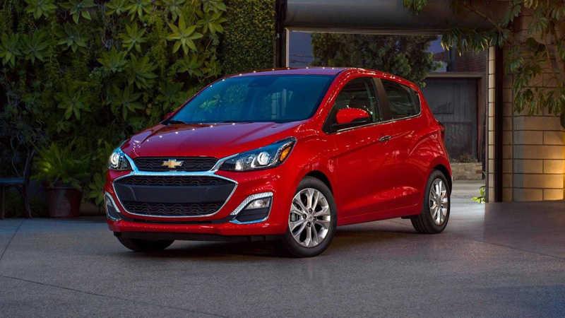 GM Chevrolet Spark 2019