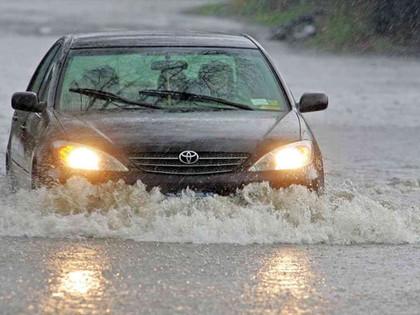 O seguro do seu carro cobre danos por enchente e alagamento?