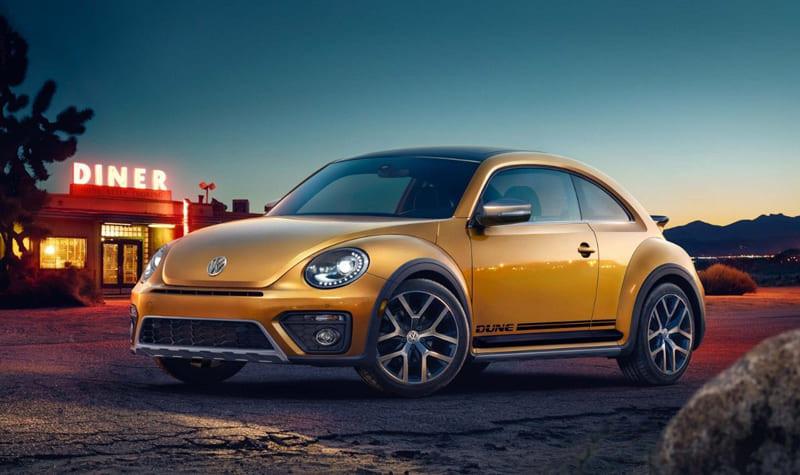 Volkswagen Novo Fusca 2019
