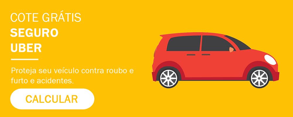 Cote seu seguro Uber
