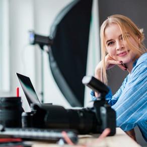 Como escolher uma câmera profissional para iniciantes