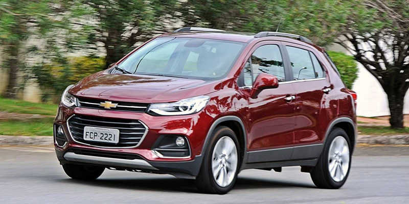 GM Chevrolet Tracker 2019