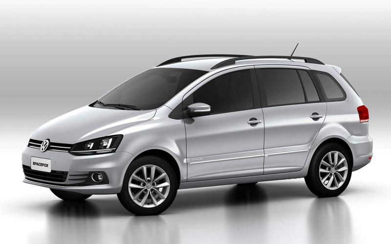 Volkswagen Spacefox 2019